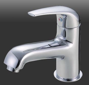 *三栄水栓金具*K4700NJV/K4700NJK 洗面用シングルワンホール混合栓