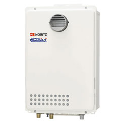 *ノーリツ*GQ-C2033WS BL ガス給湯器 屋外壁掛/PS扉内設置型 20号[給湯専用]【送料・代引無料】