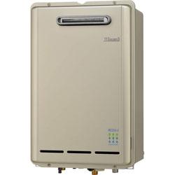 *リンナイ*RUX-E1610W/RUX-E1600W ガス給湯器 屋外壁掛型 16号[給湯専用]【送料・代引無料】