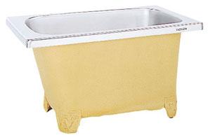 *サンウェーブ*SBS120-00A ステンレス浴槽 [埋込式]