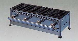*正英[SHOEI]*UTS-415 業務用たこ焼き器 15穴スタンダード 引き出し付
