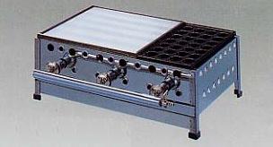 *正英[SHOEI]*GT-11 業務用たこ焼器 鉄板付たこ焼 引き出し付