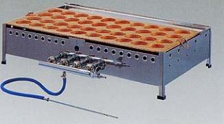 *正英[SHOEI]*UDK-24 業務用回転焼器 銅製