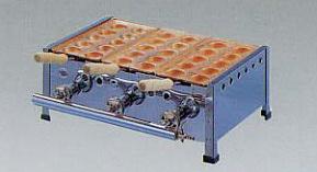 *正英[SHOEI]*UAT-103 業務用明石焼器 銅製 10穴