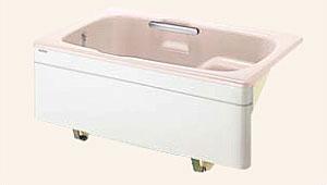 *タカラスタンダード* FUH-130N 鋳物ホーロー浴槽 [間口130cm]