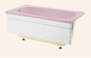 *タカラスタンダード* FCEN-140V[L/R]E1/FCEN-140V[L/R]E2 カラーステンレス浴槽 [間口140cm]