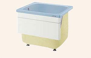 *タカラスタンダード* FCEN-80V[L/R]E1/FCEN-80V[L/R]E2 カラーステンレス浴槽 [間口80cm]