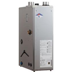 *長府工産*HU-EN2000FF 石油給湯器 石油暖房熱源機 屋外/屋内据置型 開放式 19.8kW【送料・代引無料】