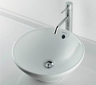 *KAKUDAI*#DU-0325420000 DURAVIT 丸型洗面器【送料・代引無料】