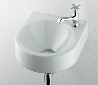 *KAKUDAI*#DU-0766350008[Rホール] DURAVIT 壁掛手洗器【送料・代引無料】