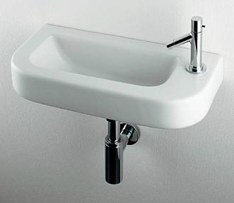 *KAKUDAI*#DU-0418500008 DURAVIT 壁掛手洗器【送料・代引無料】