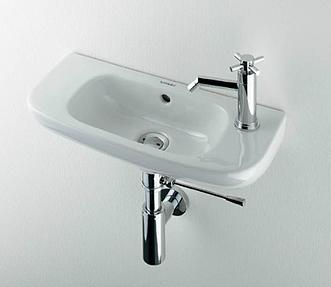 *KAKUDAI*#DU-07065000082 DURAVIT 壁掛手洗器【送料・代引無料】