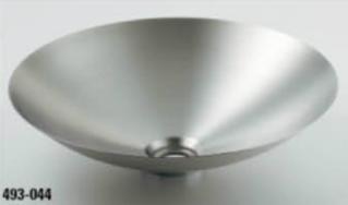 *KAKUDAI* 493-044 Kanna[鉄穴] 丸型手洗器【送料・代引無料】