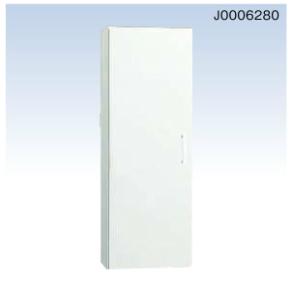 *永大産業/EIDAI* バリュータイプIII EKT-G301-F 洗面化粧台用 サイドミドルキャビネット 間口30cm ホワイト