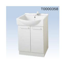 *永大産業/EIDAI* バリュータイプIII EK-P60EW-W/EK-P60EWA-W 洗面化粧台 ベースキャビネット 間口60cm ホワイト