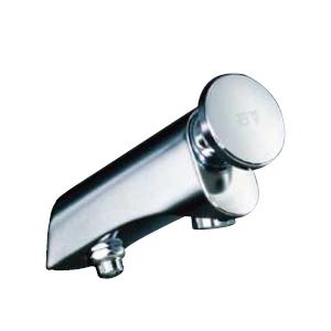 *INAX*洗面・手洗用水栓 セルフストップ水栓金具 LF-P02 壁付水栓【送料・代引無料】