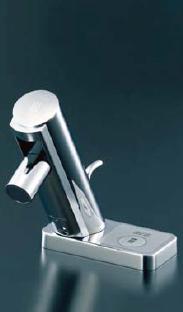 *INAX*洗面・手洗器用自動水栓 オートマージュe AM-93K[100V]/92K[100V] 混合水栓 手動スイッチ付【送料・代引無料】
