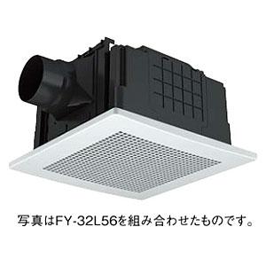 *パナソニック*FY-32JDSD7 天井埋込形換気扇 [DCモーター]ルーバー別売タイプ
