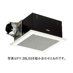 *パナソニック*FY-38B7[H/ M]/ 天井埋込形換気扇 ルーバー別売タイプ, Orange Line:d9579c01 --- officewill.xsrv.jp