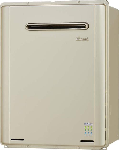 *リンナイ*RUF-E2401AW[A] ガスふろ給湯器 設置フリー屋外壁掛型 24号[フルオート]【送料・代引無料】