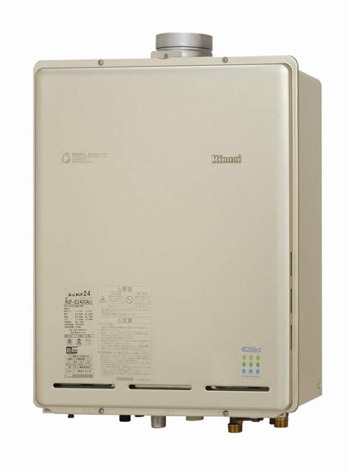 *リンナイ*RUF-E2401AU[A] ガスふろ給湯器 PS上方排気型 24号[フルオート]【送料・代引無料】
