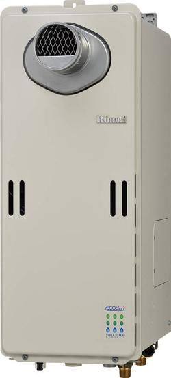 *リンナイ*RUF-SE1600AT/RUF-SE1610AT ガスふろ給湯器 PS扉内設置型/PS前排気型 スリムタイプ 16号[フルオート]【送料・代引無料】