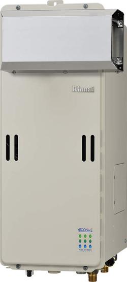 *リンナイ*RUF-SE1600SAA/RUF-SE1610SAA ガスふろ給湯器 アルコーブ設置型 スリムタイプ 16号[オート]【送料・代引無料】