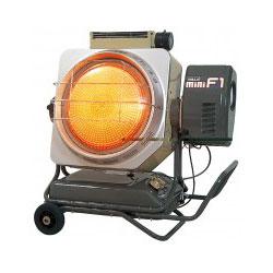 *シズオカ*VAL6miniF1 業務用赤外線ヒーター VAL6シリーズ 木造80~96m2/コンクリート111~134m2