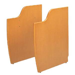 *コンビウィズ*NS-02 エンジェルNSシートシリーズ エンド用側板[2枚組み] 標準色