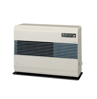 *コロナ*FF-7414[W] FF式石油暖房機 7.41kW 木造19畳/コンクリート26畳[FF-7413の後継品]【送料・代引無料】