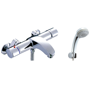 *INAX*BF-A147TSB サーモスタット付シャワーバス水栓 エコフル多機能シャワー【送料・代引無料】