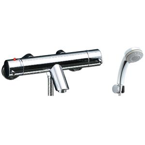 *INAX*BF-E147TSB サーモスタット付シャワーバス水栓 エコフル多機能シャワー【送料・代引無料】
