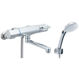 *INAX*BF-HB145TNSC サーモスタット付シャワーバス水栓 エコフルスプレーシャワー[メッキ仕様] 寒冷地用【送料・代引無料】