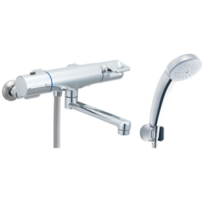 *INAX*BF-HB145TSDW サーモスタット付シャワーバス水栓 エコフルスイッチシャワー【送料・代引無料】