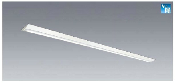 *三菱電機*MY-V810031/N AHTN 固定出力 LEDライトユニット形 ベースライト Myシリーズ 110形 ミライエ 一般タイプ 直付形230幅【送料・代引無料】
