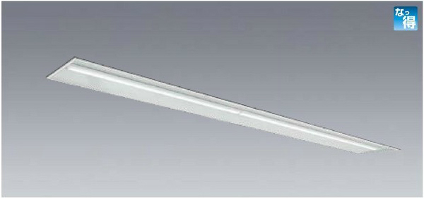 *三菱電機*MY-B865035/N AHZ 連続調光 LEDライトユニット形 ベースライト Myシリーズ 110形 ミライエ 一般タイプ 埋込形300幅【送料・代引無料】