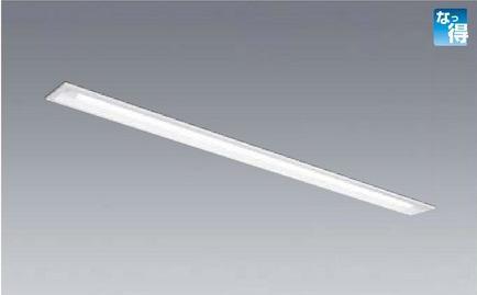 *三菱電機*EL-LB6003[NM/WM/WWM/LM] LED一体形ベースライト ライン照明 ミライエ クラス600 埋込形80幅【送料・代引無料】
