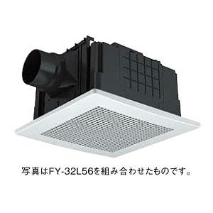 *パナソニック*FY-32JSD7 天井埋込形換気扇 ルーバー別売タイプ