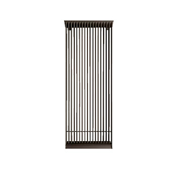 *コロナ/CORONA*TM850-HRCA-HB 冷温水輻射パネル 放熱器 ホットブラウン[特注品] 冷暖房〈メーカー直送〉