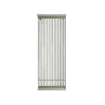 *コロナ/CORONA*TM650-HRCA-CG 冷温水輻射パネル 放熱器 シャンパングレイ[特注品] 冷暖房〈メーカー直送〉
