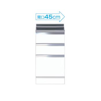 【メーカー直送のみ】*マイセット* M2-45TD M2シリーズ ハイトップ 調理台 キッチン ベーシックタイプ [間口45cm]