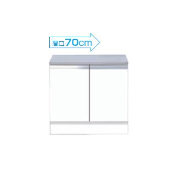【メーカー直送のみ】*マイセット* M2-70G M2シリーズ コンロ台 キッチン ベーシックタイプ [間口70cm]