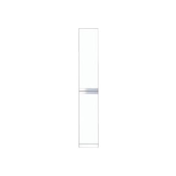 【メーカー直送のみ】*マイセット* Y2-30RB+Y2-30RS[右/左] 上下セット トールユニット扉タイプ 奥行36cm Y2シリーズ 壁面収納 ベーシックタイプ [間口30cm]