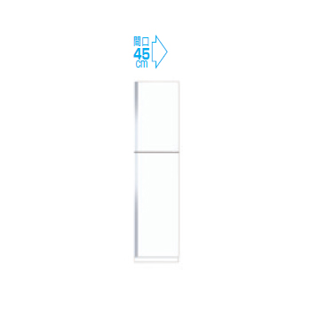 【メーカー直送のみ】*マイセット* Y3-45TUS[右/左]+Y3-45FT[右/左] トールユニットセット H180cmタイプ Y3シリーズ 玄関収納 ベーシックタイプ [間口45cm]