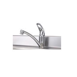 【メーカー直送のみ】*マイセット* SCJ-55E シングルレバー水栓 水栓金具 上面施工タイプ 一般地用[M1/M2/S1シリーズ対応]