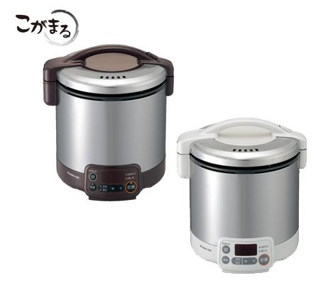 *大阪ガス*111-R542/111-R543 ガス炊飯器 こがまる [1~5合] タイマー・ジャー機能付【送料・代引無料】