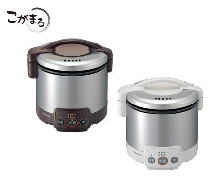*大阪ガス*111-R550/111-R551 ガス炊飯器 こがまる [0.5~3合] ジャー機能付【送料・代引無料】