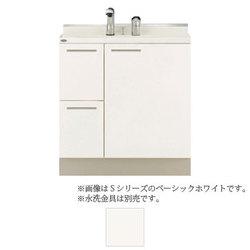 *トクラス Sシリーズ*YEAB075EA[A/B]C 洗面化粧台[AFFETTO] ベースキャビネット 間口75cm Sシリーズ, Creez:9202b6dd --- data.gd.no
