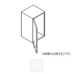 *トクラス*SSAB030AZ[L/R] 洗面化粧台[AFFETTO] ウォールキャビネット 間口30cm Sシリーズ【単品販売不可】