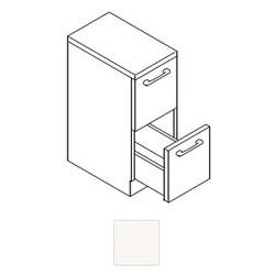 *トクラス*SFAB045CBC 洗面化粧台[AFFETTO] サイドキャビネット 間口45cm Sシリーズ【単品販売不可】